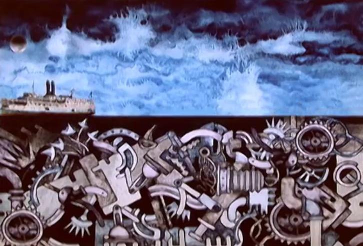 Underworks, 2010 - Claudio Castillo