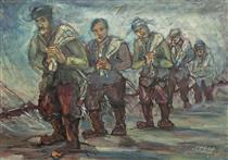 The Fishermen & Trawl - Naser Ramezani