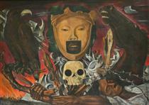 Vision of the Defeated - Roberto Montenegro