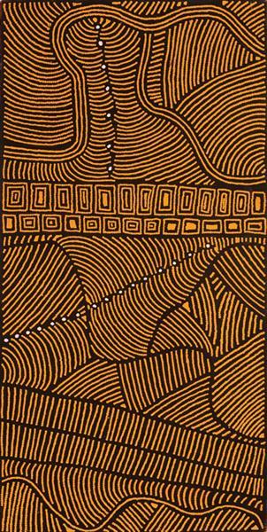 Untitled, 2002 - Doreen Reid Nakamarra