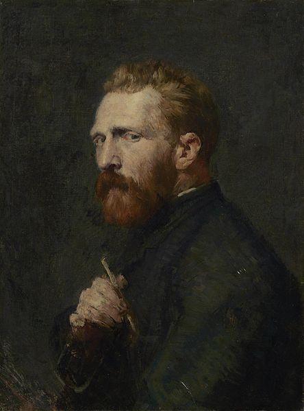 Vincent van Gogh, 1886 - John Peter Russell