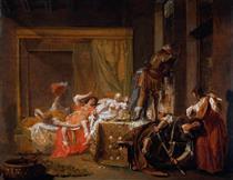 Brothel Scene - Nikolaus Knüpfer