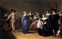 Merry Company - Pieter Codde