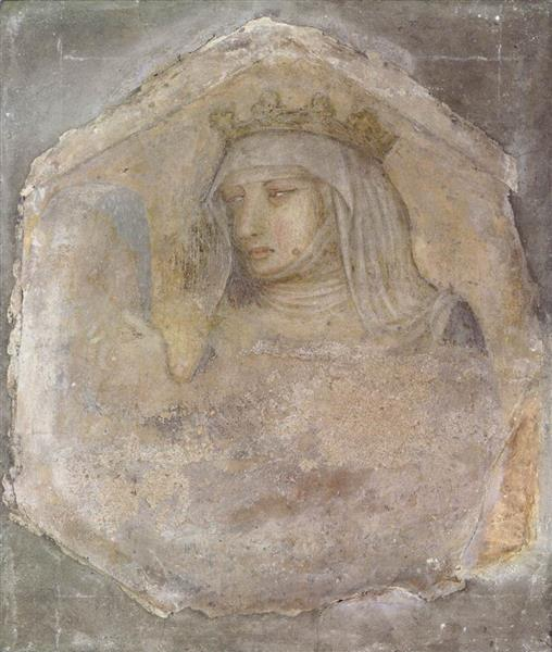 Rowned Female Figure, 1340 - Pietro Lorenzetti