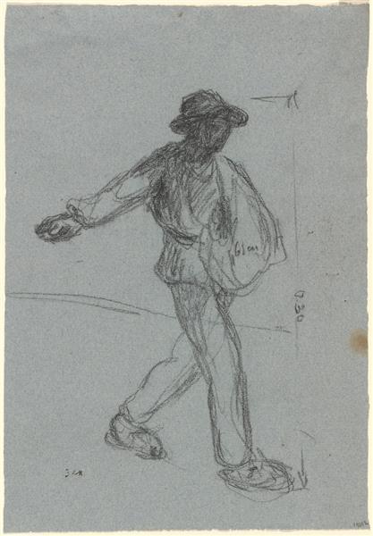 The Sower - Jean-François Millet