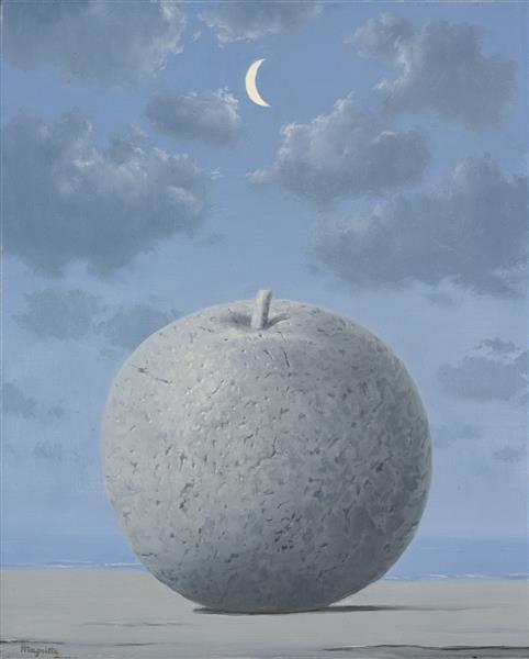 Souvenirs from travel, 1962 - 1963 - Rene Magritte