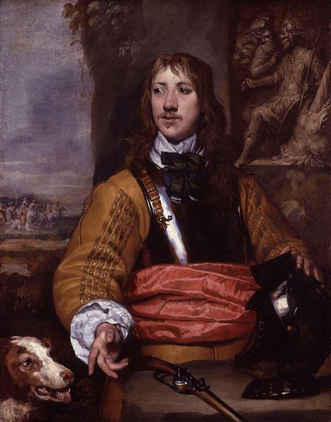 Portrait of Richard Neville, c.1643 - William Dobson