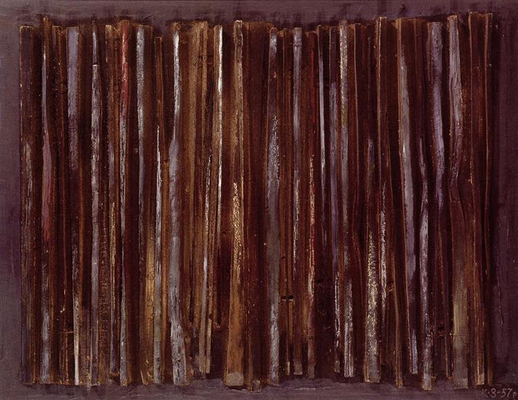 Verticals II - Carlo Zvirynsky