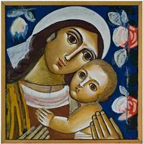 Mother of God - Иван-Валентин Феодосиевич Задорожный