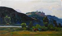 Lake in the Foothills - Viktor Shatalin
