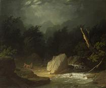 The Storm - George Caleb Bingham