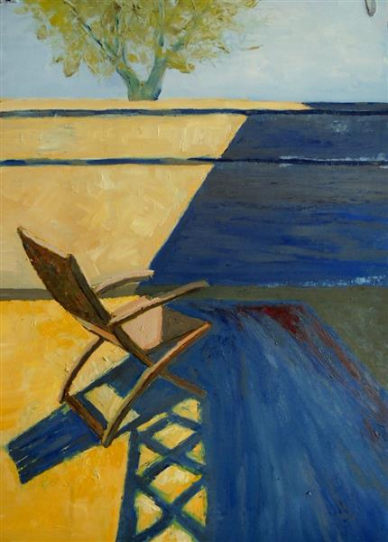In Memory of Diebenkorn - Sloba Pajkovic
