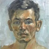 chân dung ông cậu Quỳnh tộc - song nam