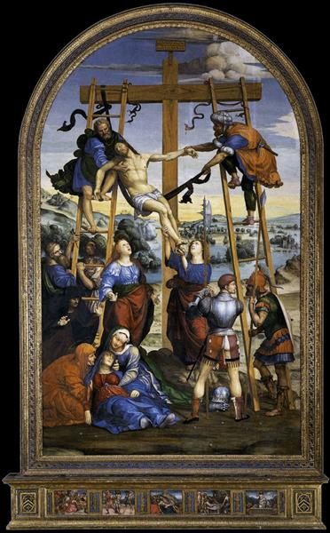 Deposition from the Cross, 1513 - Sodoma