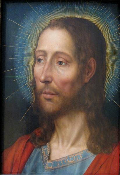 Christ, 1529 - Quentin Massys