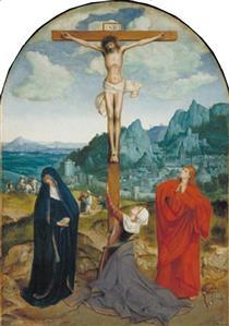 Crucifixion - Quentin Massys