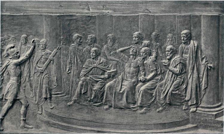Hanibal at the Gates, 1908 - Joseph Urbania