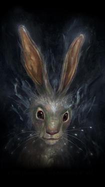 Faery Hare - Brian Froud