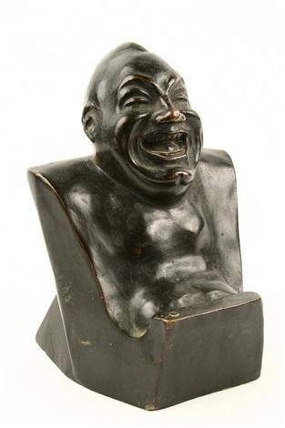 The Laughing Buddha, 1909 - Enrico Caruso