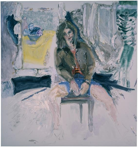 Untitled, 1995 - Manoucher Yektai