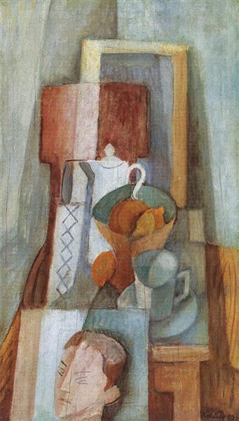 Still Life, 1930 - Kmetty János