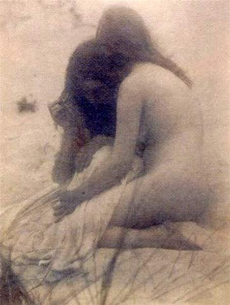Comforted, 1906 - Alice Boughton