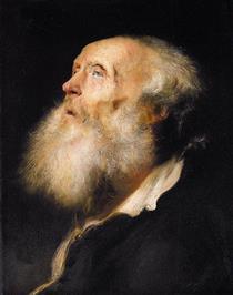 Study of an Old Man - Jan Lievens