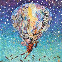 The parachute - Marina Pallares