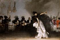 El Jaleo - John Singer Sargent