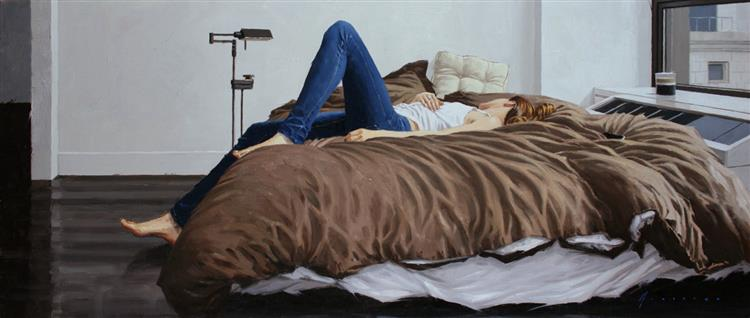 Lana's Bed - Vincent Giarrano