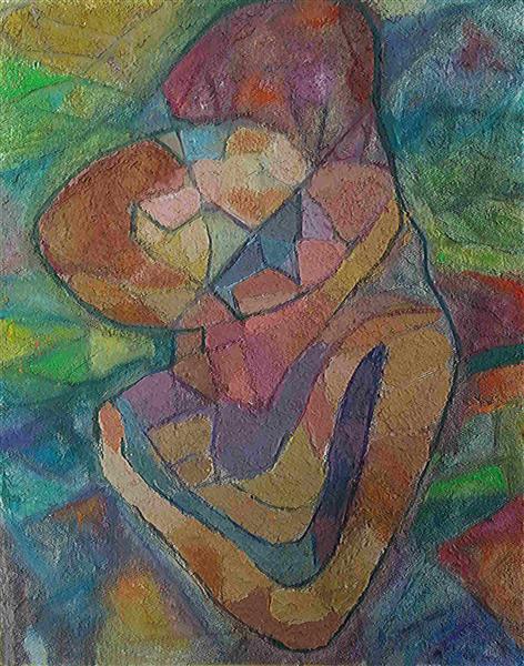 Mère et enfant, 2018 - Cricorps