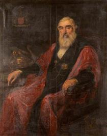 Alderman Thomas Robinson - Charles William Mitchell
