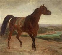 Gniady Koń - Henryk Rodakowski