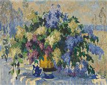 Lilacs - Konstantin Ivanovich Gorbatov
