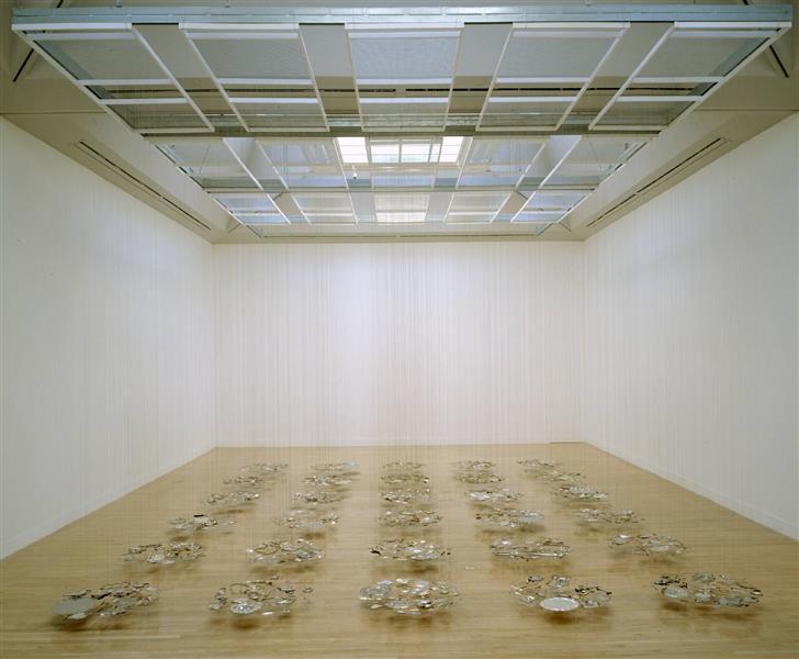 Thirty Pieces of Silver, 1989 - Cornelia Parker