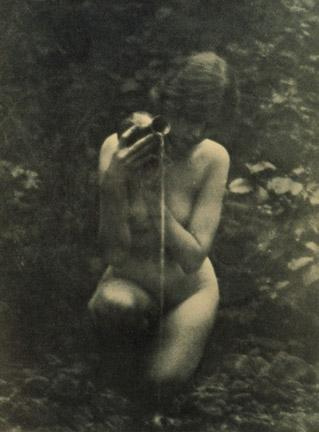 the Source, 1909 - Anne Brigman