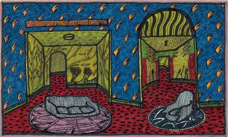 Untitled, c.1970 - David Lynch