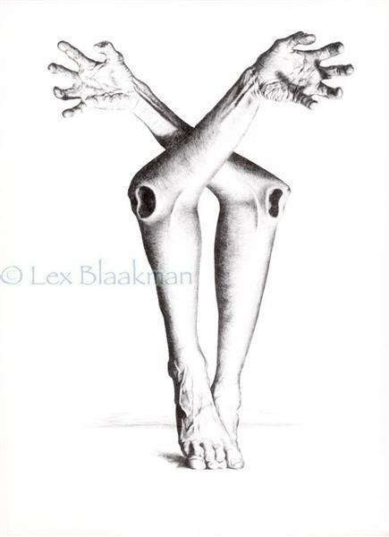 Deathan Aroze, 1980 - Lex Blaakman