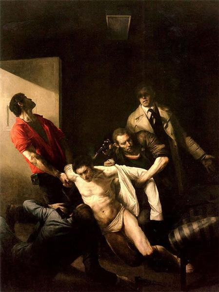The Murder of Andreas Baader, 1977 - 1978 - Odd Nerdrum