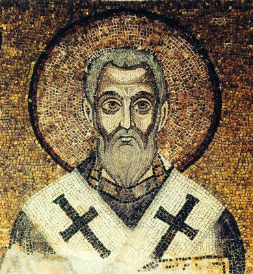 Epiphanius of Salamis Cyprus (salaminskiy) - Byzantine Mosaics