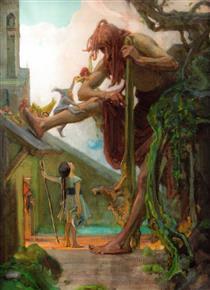 Gulliver Mezi Skřítky - Maximilian Pirner