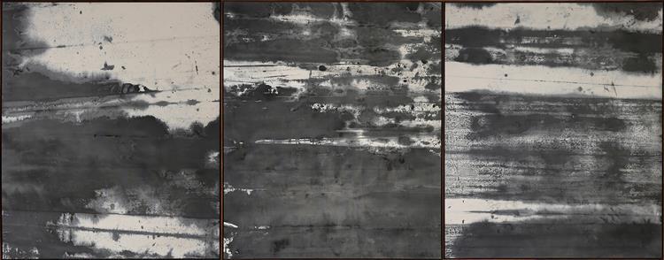 Three Piece Tune 1, 2 and 3, 2017 - Paula Klien