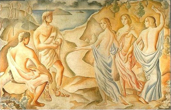 Judgment of Paris - Carlos Quizpez Asín