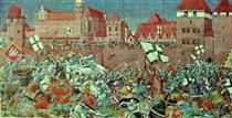 Siege of Marienburg - Werner Peiner