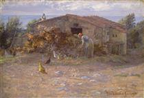Stuga I Antignano - Elin Danielson-Gambogi