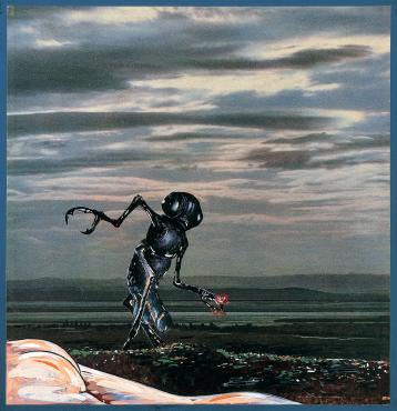 BURGENLAND, NEUSIDLERSEE (EIN FÜHRER DURCH ÖSTERREICH FÜR AUSSERIRDISCHE WESEN NR.7), 1964 - 1965 - Christian Ludwig Attersee