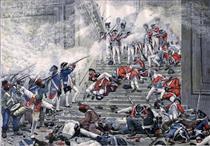 La Prise Des Tuileries (10 Août 1792) - Henri-Paul Motte