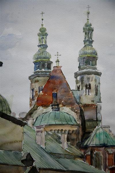 Kościół św. Andrzeja, 2019 - Czesław Jan Pyrgies