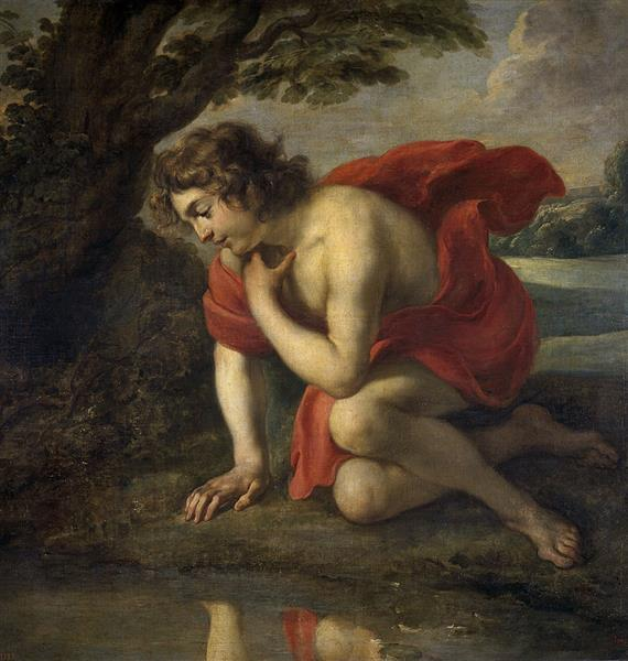 Narcissus - Jan Cossiers