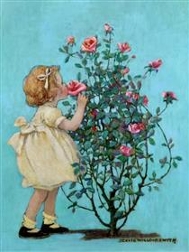 A Rose by Any Other Name - Jessie Willcox Smith